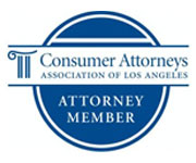 Consumer Attorney Assoc. Badge